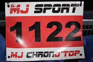 Le jogging MJ Sport à Alleur
