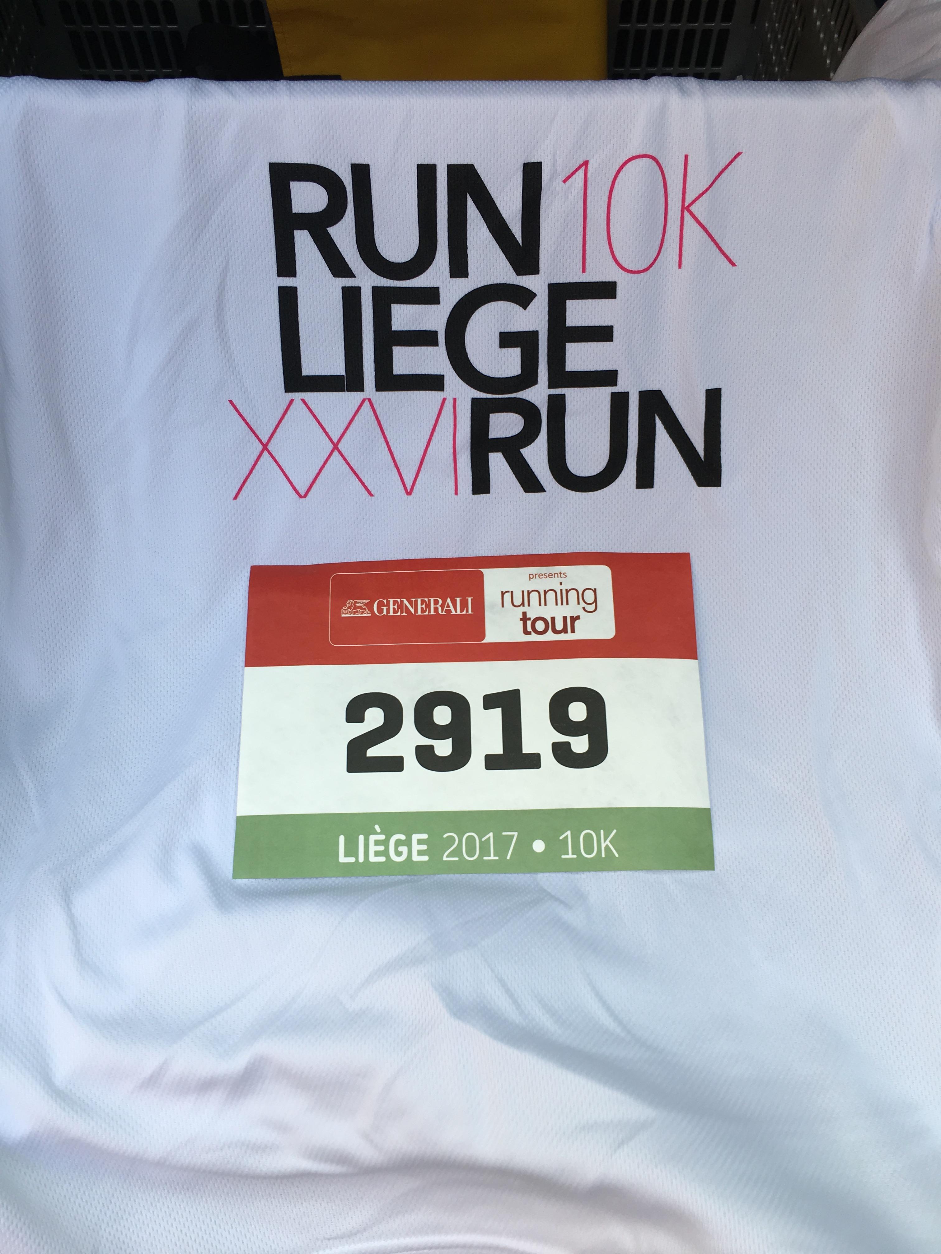 Les 10 kilomètres de Liège