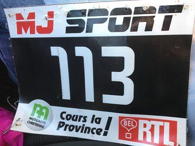 Le jogging MJ Sport – Slins