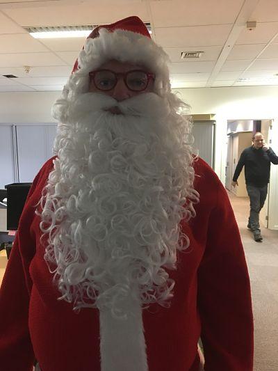 Le Père Noel…