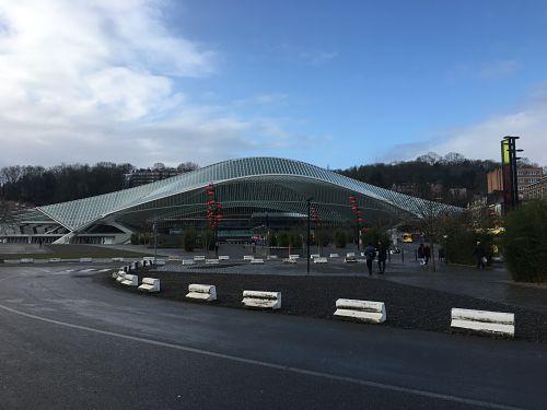 Liège ma ville… Episode 2: La Gare des Guillemins …