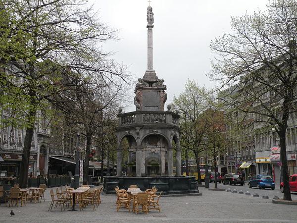 Liège ma ville… Episode 4… Le Perron