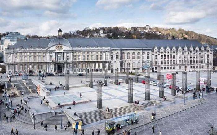 Liège ma ville… Episode 6… La place Saint Lambert