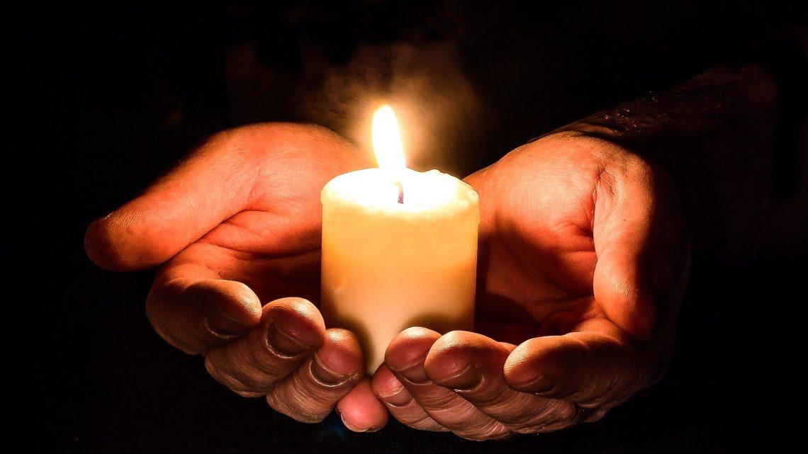 Lumière d'espoir…
