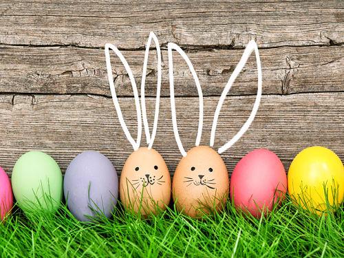 C'est Pâques…