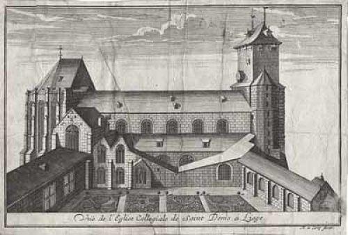 Liège ma ville… Episode 9… L'église Saint Denis